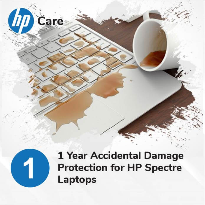 HP 1 Year Accidental Protection for Spectre Laptops