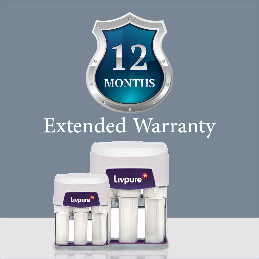 Livpure 50 IPH 1 Year AMC