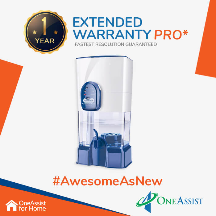 OneAssist One Year Plan (Device Price Range 20001 - 30000) for Water Purifier
