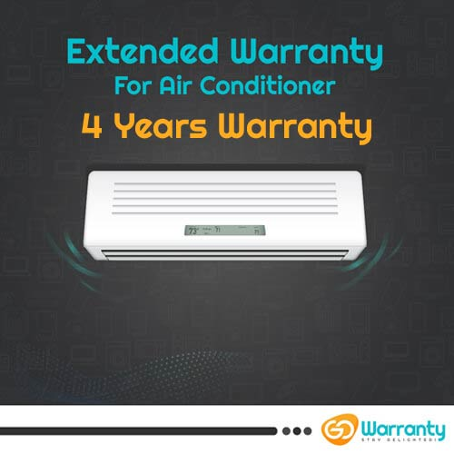 GoWarranty Four Years Plan (Device Price Range 20001 - 40000) for AC