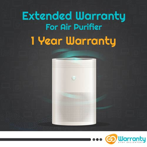 GoWarranty One Year Plan (Device Price Range 20001 - 50000) for Air Purifier