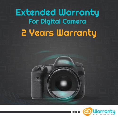 GoWarranty Two Years Plan (Device Price Range 1 - 15000) for Digital Camera