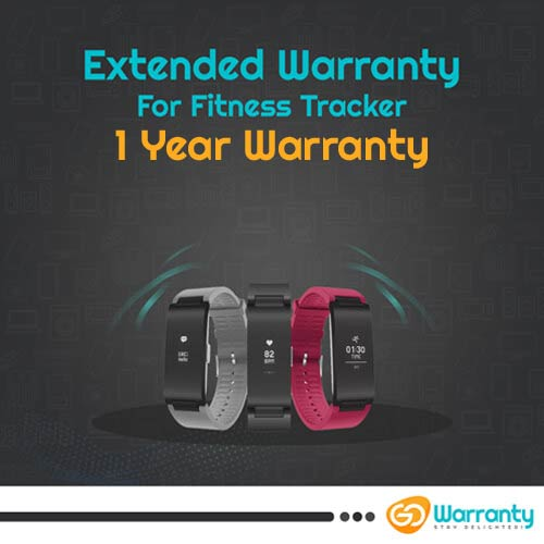 GoWarranty One Year Plan (Device Price Range 10001 - 30000) for Fitness Tracker