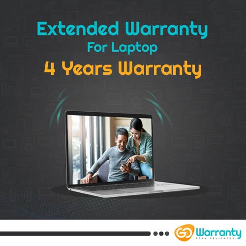 GoWarranty Four Years Plan (Device Price Range 350001 - 400000) for Laptop