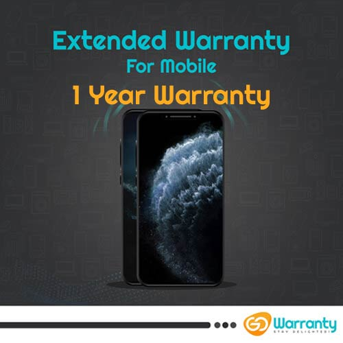 GoWarranty One Year Plan (Device Price Range 10001 - 15000) for Mobile Phone