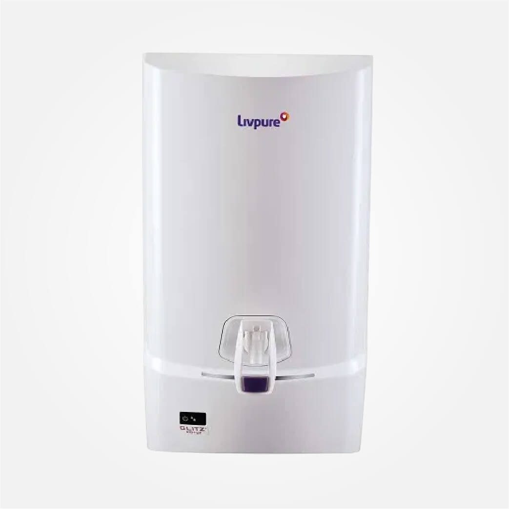 Livpure Glitz UV+UF Water Purifier