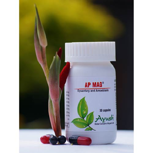 Ayush Herbs Ap Mag - Stomach Health Support