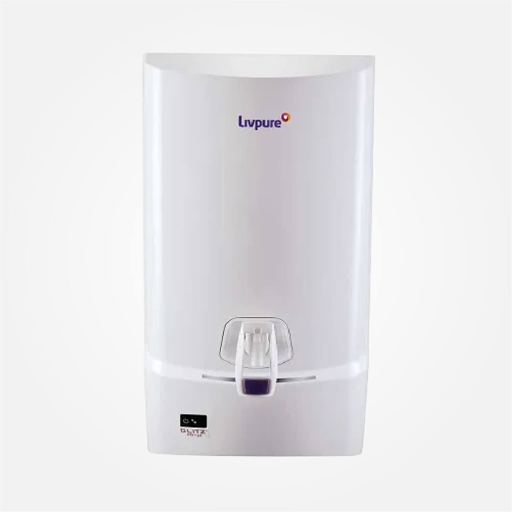 Livpure Glitz Plus RO+UF Water Purifier