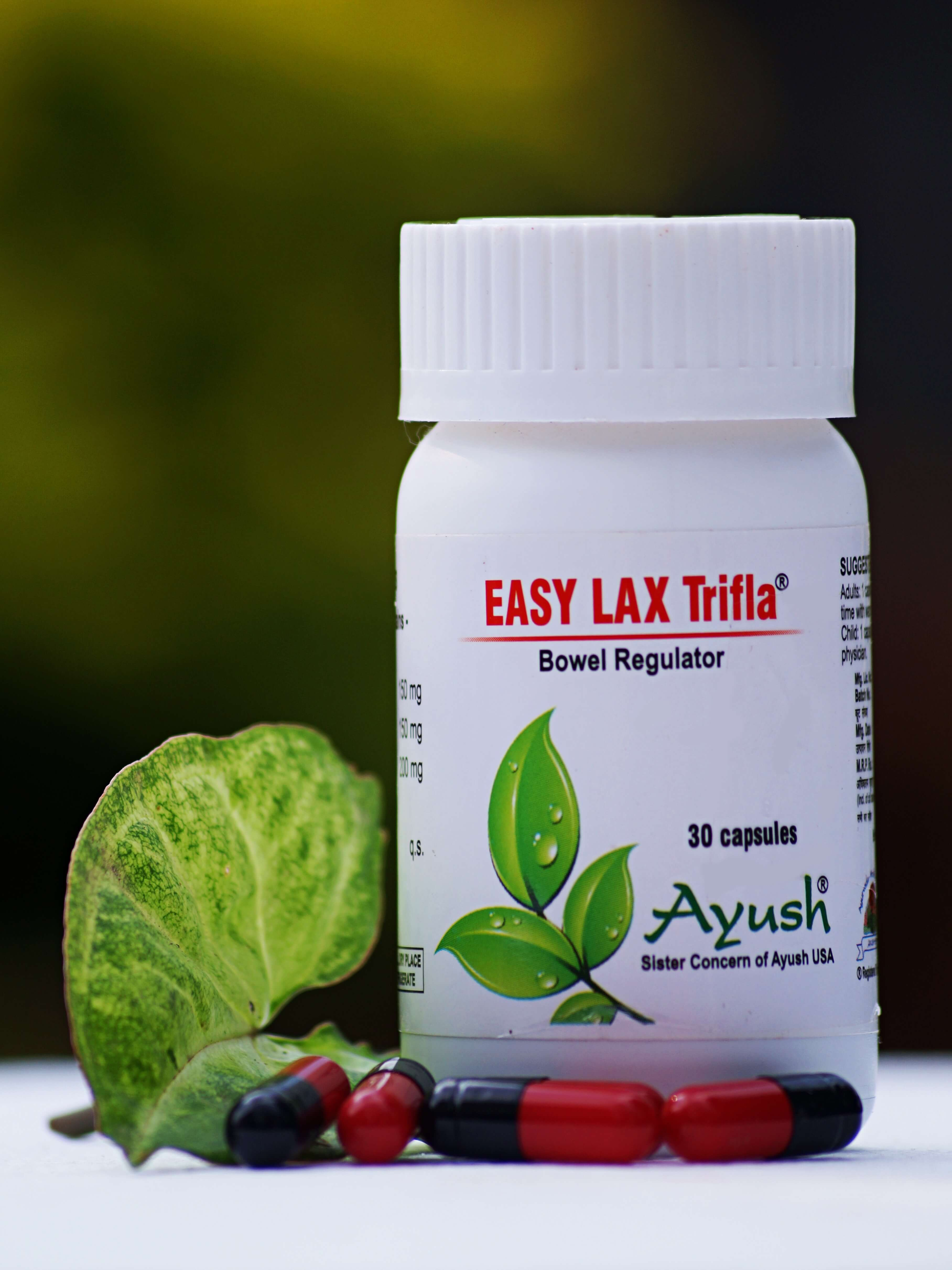 Easy Lax Trifla - Digestion Support