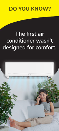 Air Conditioner banner