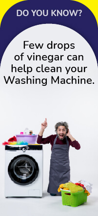 Washing Machine banner